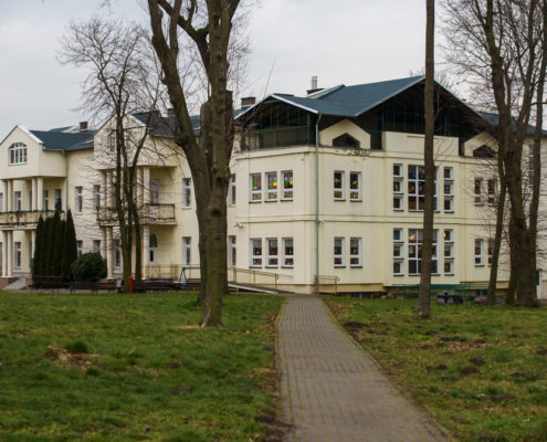 Dom Pomocy Społecznej dla Dzieci i Młodzieży w Grabiu, fot. Łukasz Piecyk