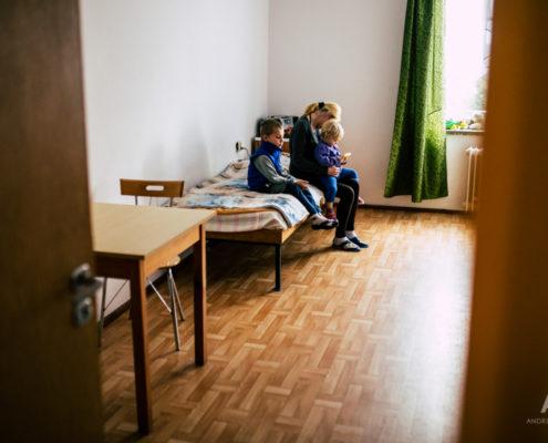 Dom Dobrego Pasterza dla Samotnych Matek w Żołędowie, fot. Andrzej Goiński