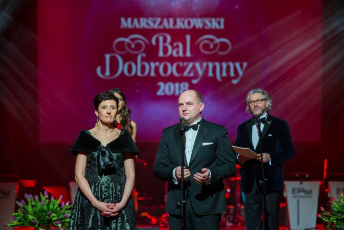 Ósmy Marszałkowski Bal Dobroczynny, fot. Łukasz Piecyk, Szymon Zdziebło/tarantoga.pl, Filip Kowalkowski i Andrzej Goiński