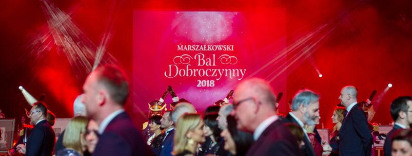 Ósmy Marszałkowski Bal Dobroczynny, fot. Łukasz Piecyk