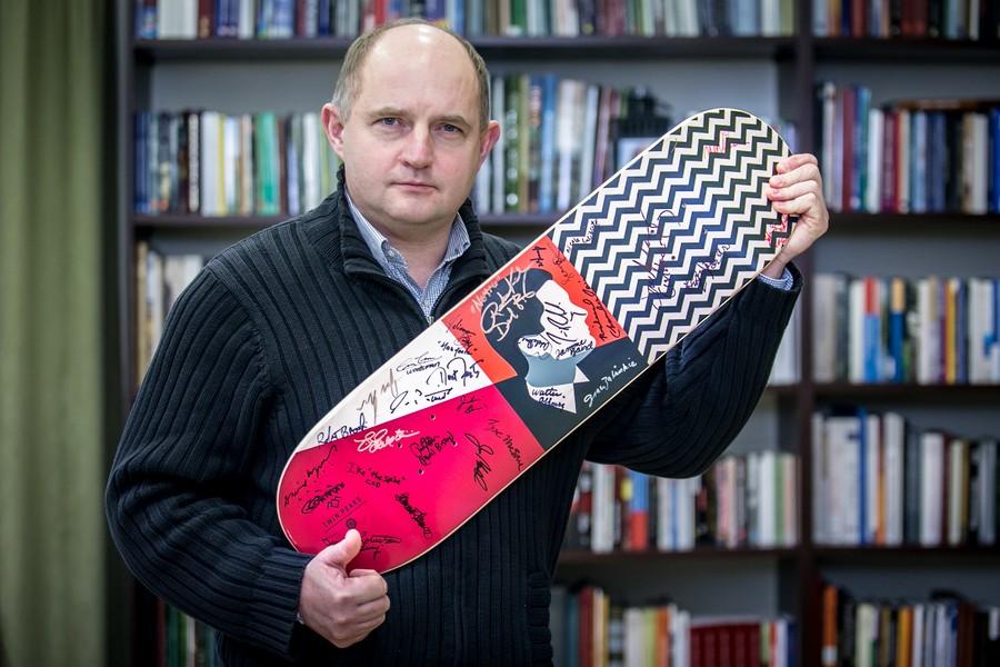 fot. Andrzej Goiński