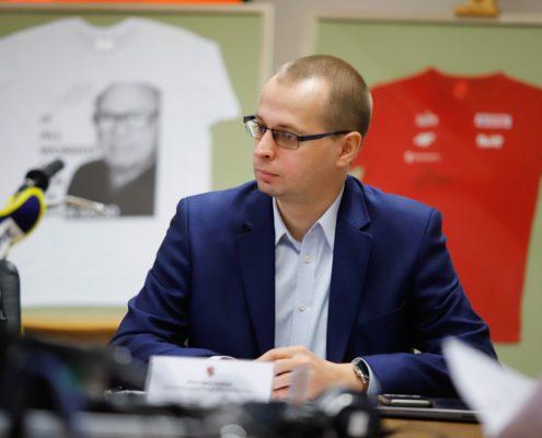Konferencja prasowa nt. X Marszałkowskiego Balu Dobroczynnego, fot. Mikołaj Kuras